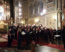 Grazer Chor zu Besuch in Temeswar