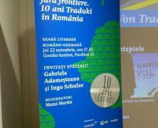 10 Jahre Traduki in Rumänien