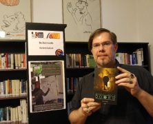 Fantasy Erfolgsautor Markus Heitz zu Besuch in Temeswar
