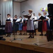 Freude mit Musik und Tanz – 25 Jahre Liederkranz