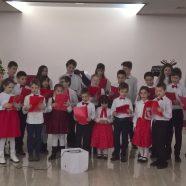 Adventsfeier der deutschen Gemeinschaft in Arad mit Blasmusik und mehr