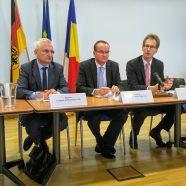 Bundestagsdelegation zu Besuch in Bukarest