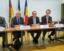 Bundestagsdelegation zu Besuch in Bukarest