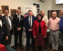 Rumänien vor wirtschaftlichen Herausforderungen – Gespräch mit dem DRW-Arad-Vorsitzenden Waldemar Steimer