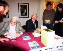 Lesung mit Fabini und Wittstock