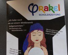"""""""ORAKEL"""", DIE SCHÜLERZEITSCHRIFT DER DSBU"""