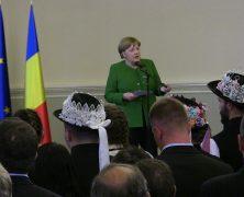 EU-Gipfel in Hermannstadt und anschließender Besuch beim Deutschen Forum