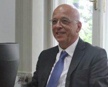 Deutscher Botschafter auf Besuch in Temeswar
