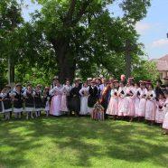 Kirchweih und Trachtenfest in Hellburg 2019