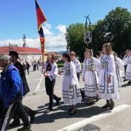 Maifest in Sächsisch-Regen