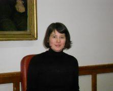 Österreichische Autorin Milena Michiko Flašar in Bukarest