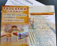 DEUTSCHE KULTURTAGE SCHÄSSBURG (31.05. – 02.06.2019)