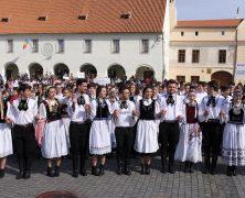 Hermannstadt betanzt den Mai