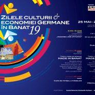 Made in Banat 2019, Deutsche Kultur- und Wirtschaftstage in Temeswar – Vorschau