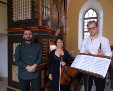 Eine klangliche Reise in der Dorfkirche