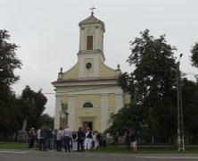 HOG-Besuch in Traunau – 180 Jahre seit der Kirchenweihe