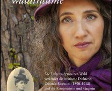 Waldträume: die gebürtige Banaterin Ligia Loretta vertont Gedichte der Österreicherin Desiree Ruprich