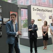 Bilder der deutschen Minderheit aus 5 Ländern