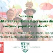 Ausstellung Banatschwäbischer Trachten im Lugoscher Museum