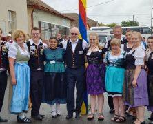 4. Welttreffen Donauschwäbischer Kulturgruppen in Hatzfeld