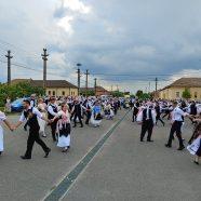 Donauschwaben aus aller Welt beim Kirchweihfest in Warjasch