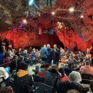 Das 35. Herbstkonzert in der Temescher Româneşti-Höhle