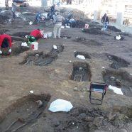 Lazarettfriedhof entdeckt