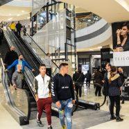 Promenada Mall eröffnet
