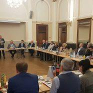 Vertreterversammlung des DFDR zu 30 Jahren Tätigkeit