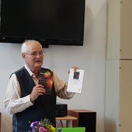 Schriftsteller Peter Gehrisch in Temeswar