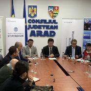 Neuer Schwung für das Projekt der dualen Berufsausbildung in Arad