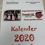 Banat-JA Arad stellt Wandkalender 2020 vor