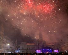 Frelichtkonzert zu Sylvester in Arad