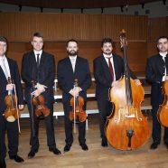 Fünf Streicher und eine Sinfonie