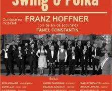 """Polka trifft Swing"" – Frühlingskonzert der Temeswarer Stadtkapelle"