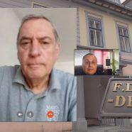 Isoliert aber nicht allen: das Deutsche Forum ist online erreichbar
