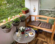 Urlaub auf Balkonien oder Gardenien?