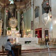 Gottesdienste wieder mit Gläubigen im Banat