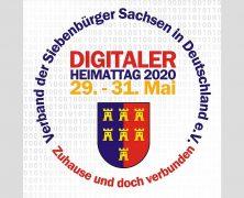 Erster digitaler Heimattag der Siebenbürger Sachsen