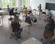 Absolventen der Nikolaus-Lenau-Schule in Temeswar