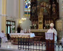 Neusegnung der katholischen Kirche in Deta zum 120. Kirchweihferst