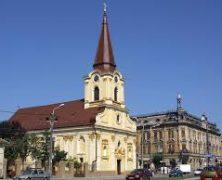 Kirchweihmesse in der Temeswarer Josefstadt