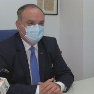 DFDR-Abgeordneter Ovidiu Ganţ vor seinem 5. Mandat im Parlament Rumäniens