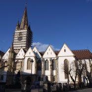 Sanierungsarbeiten an der Stadtpfarrkirche