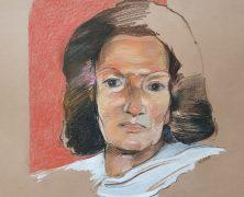 Porträt einer starken Frau
