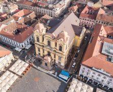 Sanierung der Temeswarer Domkirche