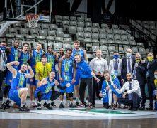 CSU Sibiu schreibt Geschichte