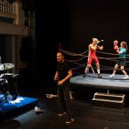 Gemma Habibi online-Performance im Deutschen Staatsatheater Temeswar