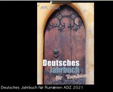 DEUTSCHES JAHRBUCH FÜR RUMÄNIEN ADZ 2021