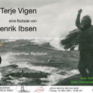 Aufführung Terje Vigen in Hermannstadt